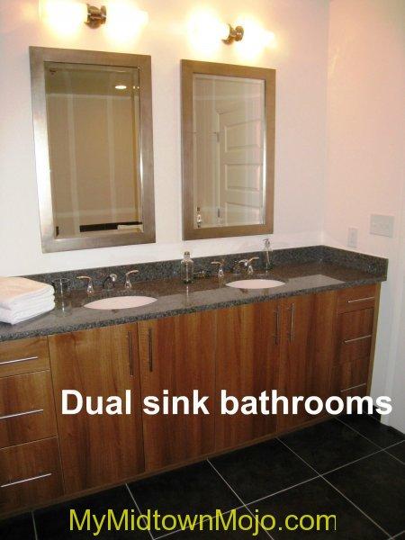 1010 Midtown Bathroom