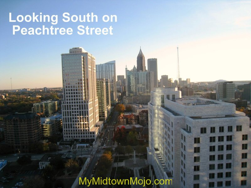 1010 Midtown Peachtree Street View