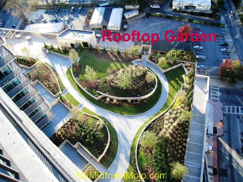 1010 Midtown Rooftop Garden