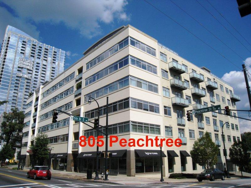 805 Peachtree Condominiums Building