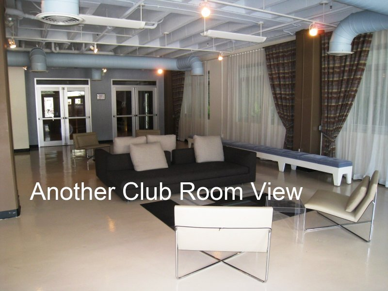 805 Peachtree Condominiums Club Room 2