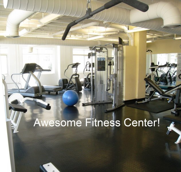 805 Peachtree Condominiums Fitness Center
