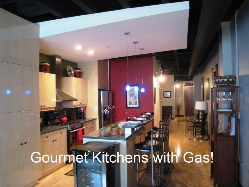 805 Peachtree Condominiums Interior