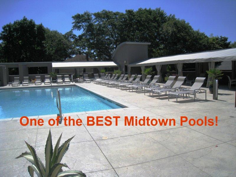 805 Peachtree Condominiums Pool