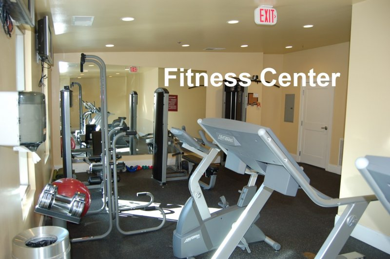 905 Juniper Condominiums Fitness Center