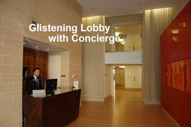 905 Juniper Condominiums Lobby