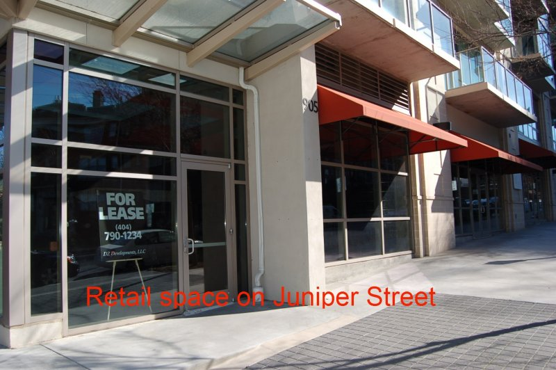 905 Juniper Condominiums Retail
