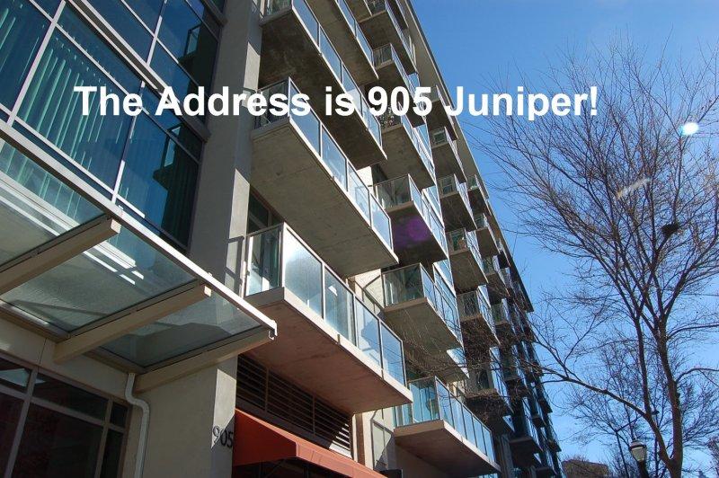905 Juniper Condominiums