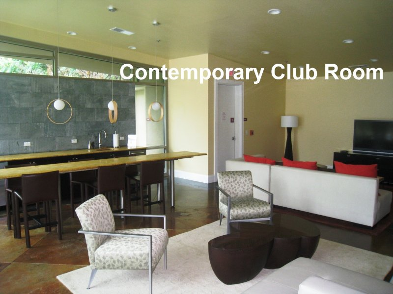 905 Juniper Condominiums Club Room