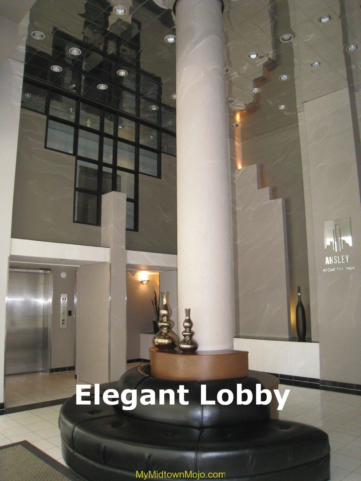 Ansley Above The Park Lobby