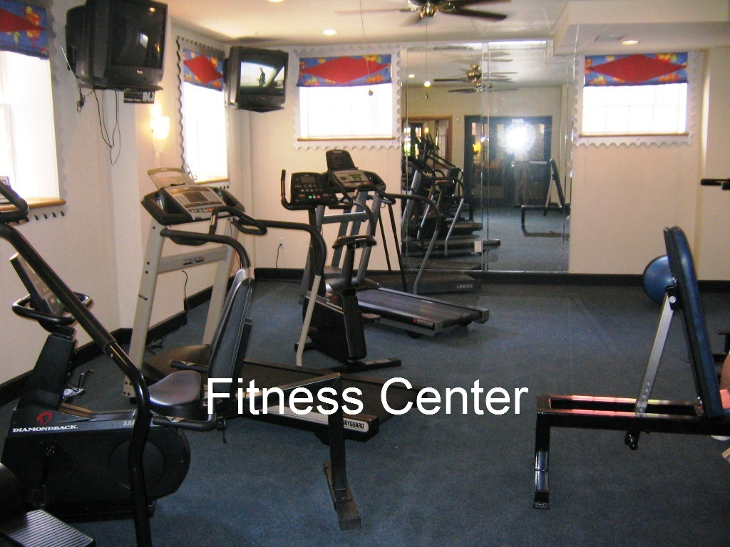Cornerstone Village Fitness Center