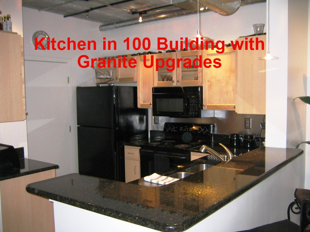 Cornerstone Village Gallery Kitchen