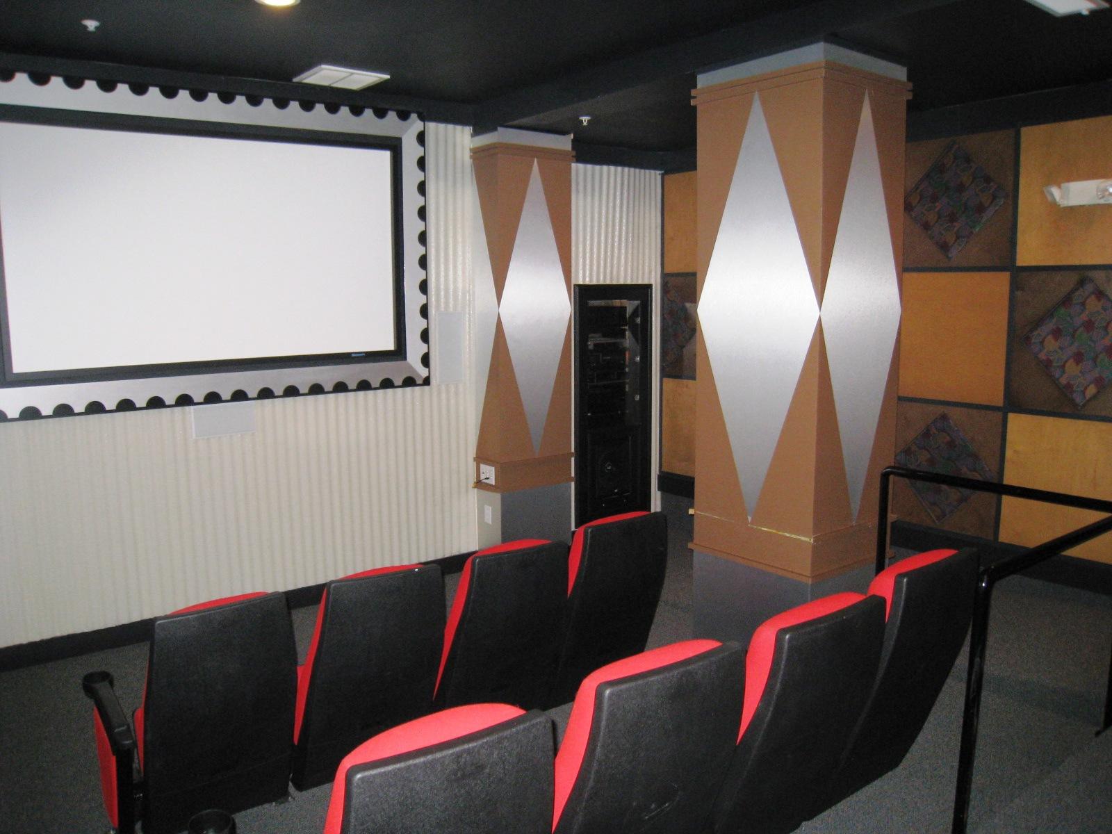 Cornerstone Village Movie Theater