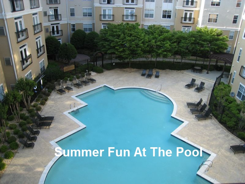 Cornerstone Village Pool