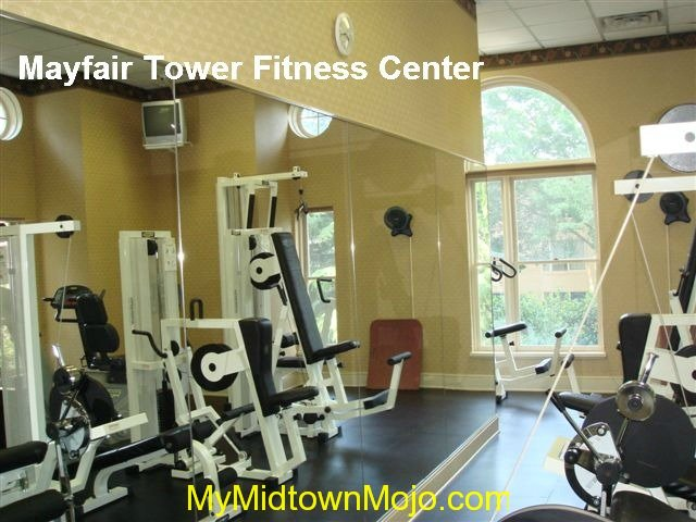 Mayfair Tower Fitness Center