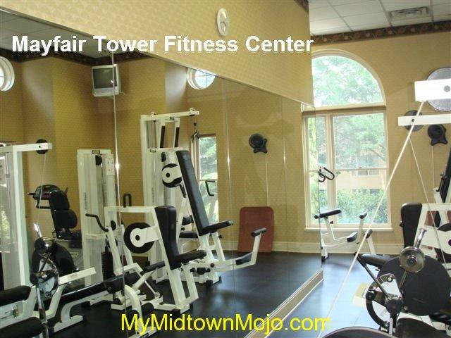 Mayfair Tower Fitness Center