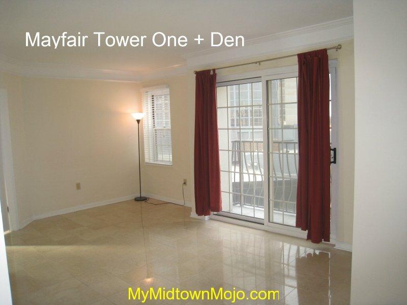 Mayfair Tower Living Room