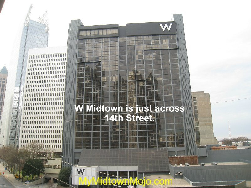 W Midtown Atlanta Hotel