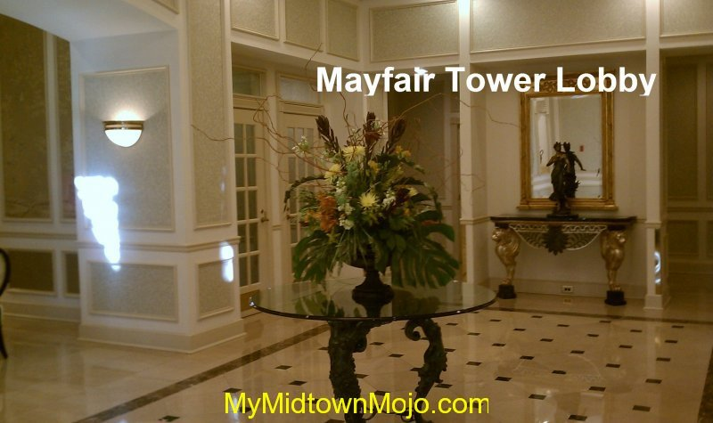 Mayfair Tower Lobby