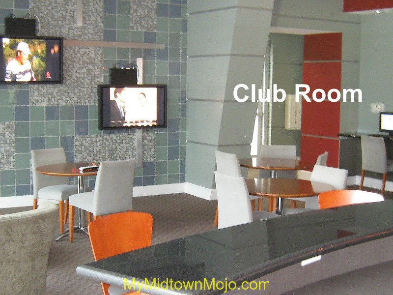 Metropolis Midtown Club Room