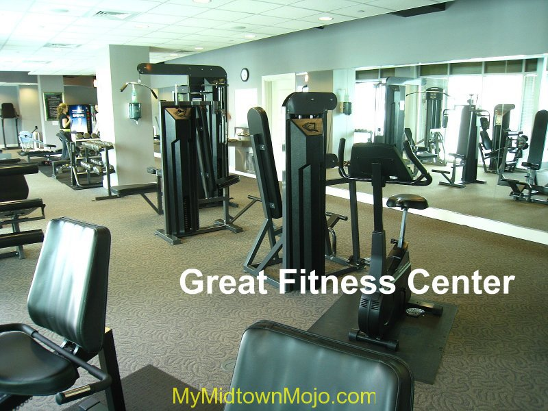 Metropolis Midtown Fitness Center