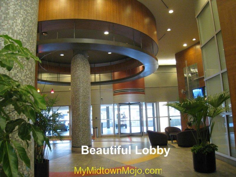 Metropolis Midtown Lobby