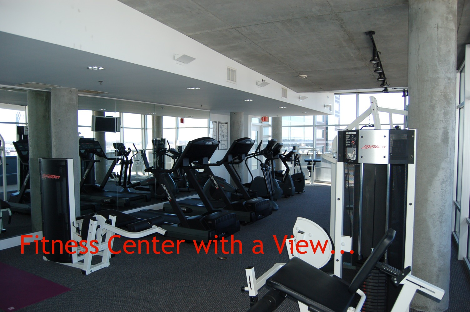 midcity lofts fitness center