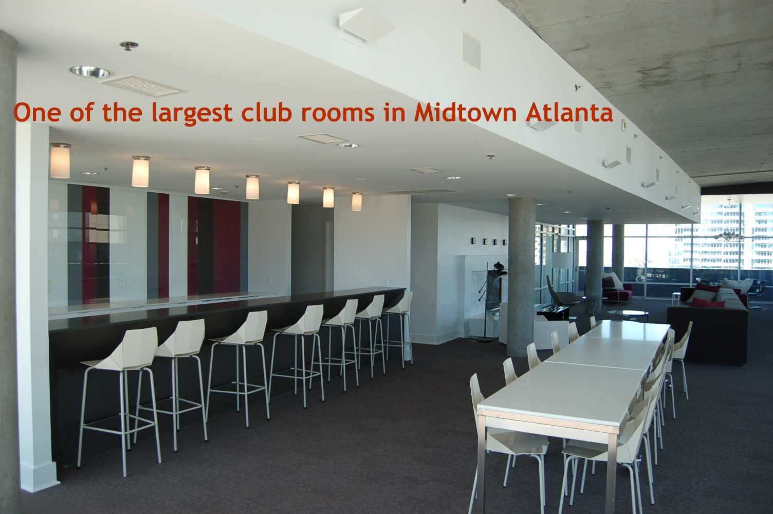 midcity lofts clubroom