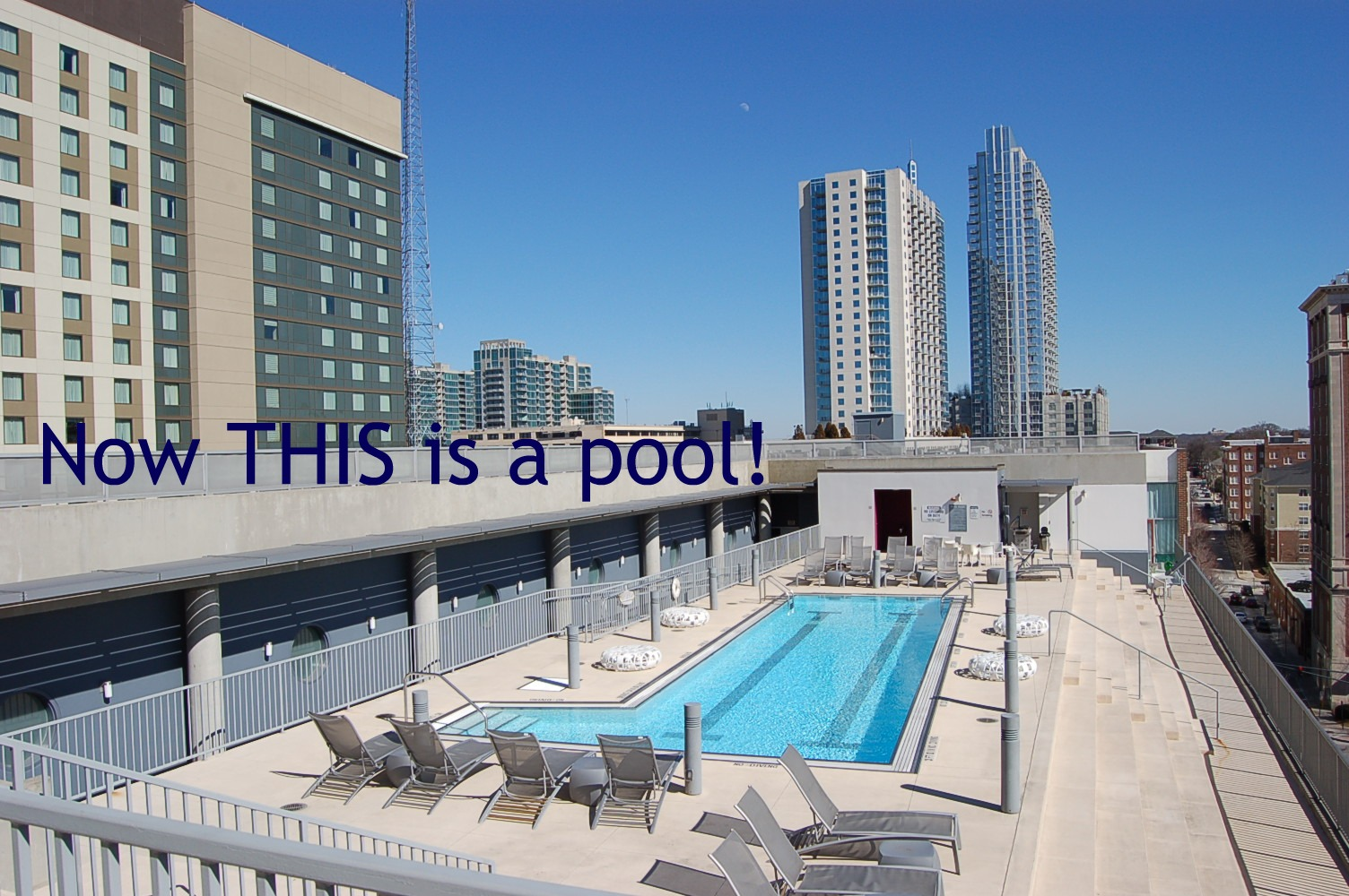 midcity lofts pool