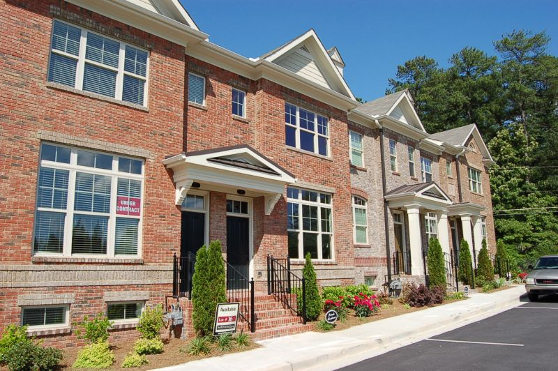 The Park at LaVista Walk Townhomes