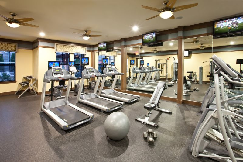 The Park at LaVista Walk Townhomes Fitness Center
