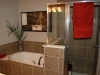 The Park at LaVista Walk Townhomes Master Bath
