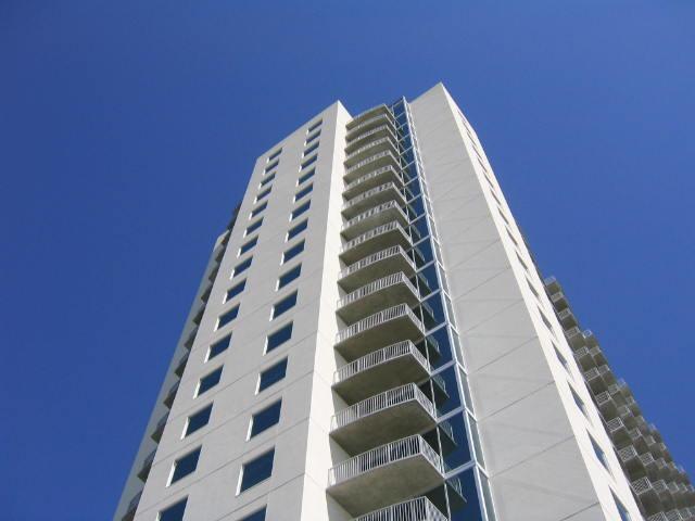 Spire Midtown Balconies