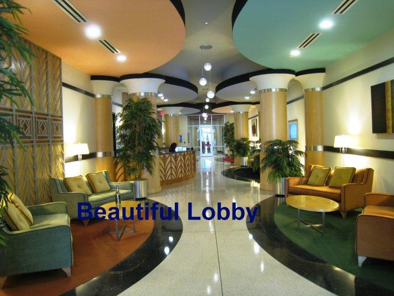 Spire Midtown Lobby