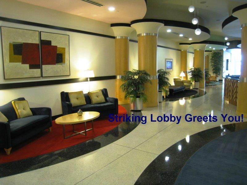 Spire Midtown Lobby 2