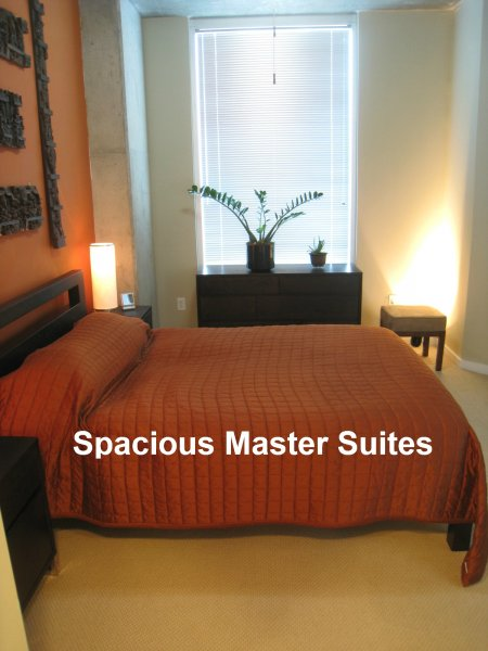Spire Midtown Master Suite