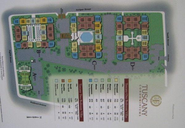 tuscany-condminiums-site-plan