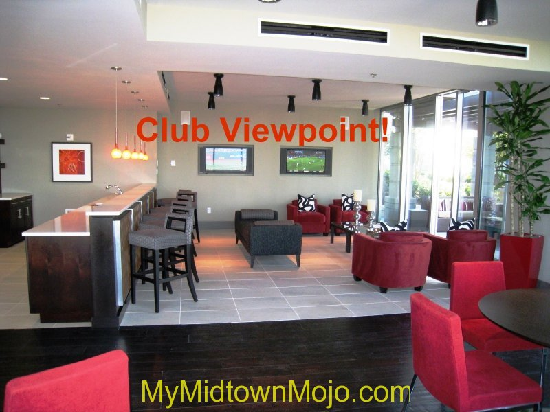 Viewpoint Midtown Club Room