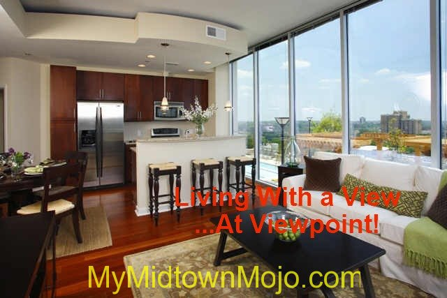 Viewpoint Midtown Living Room