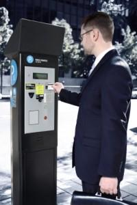 Midtown Atlanta Parking Meters