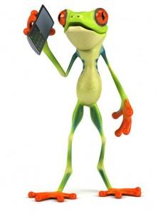FrogSmartPhone