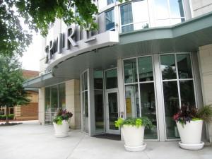 Spire Midtown Atlanta Entrance