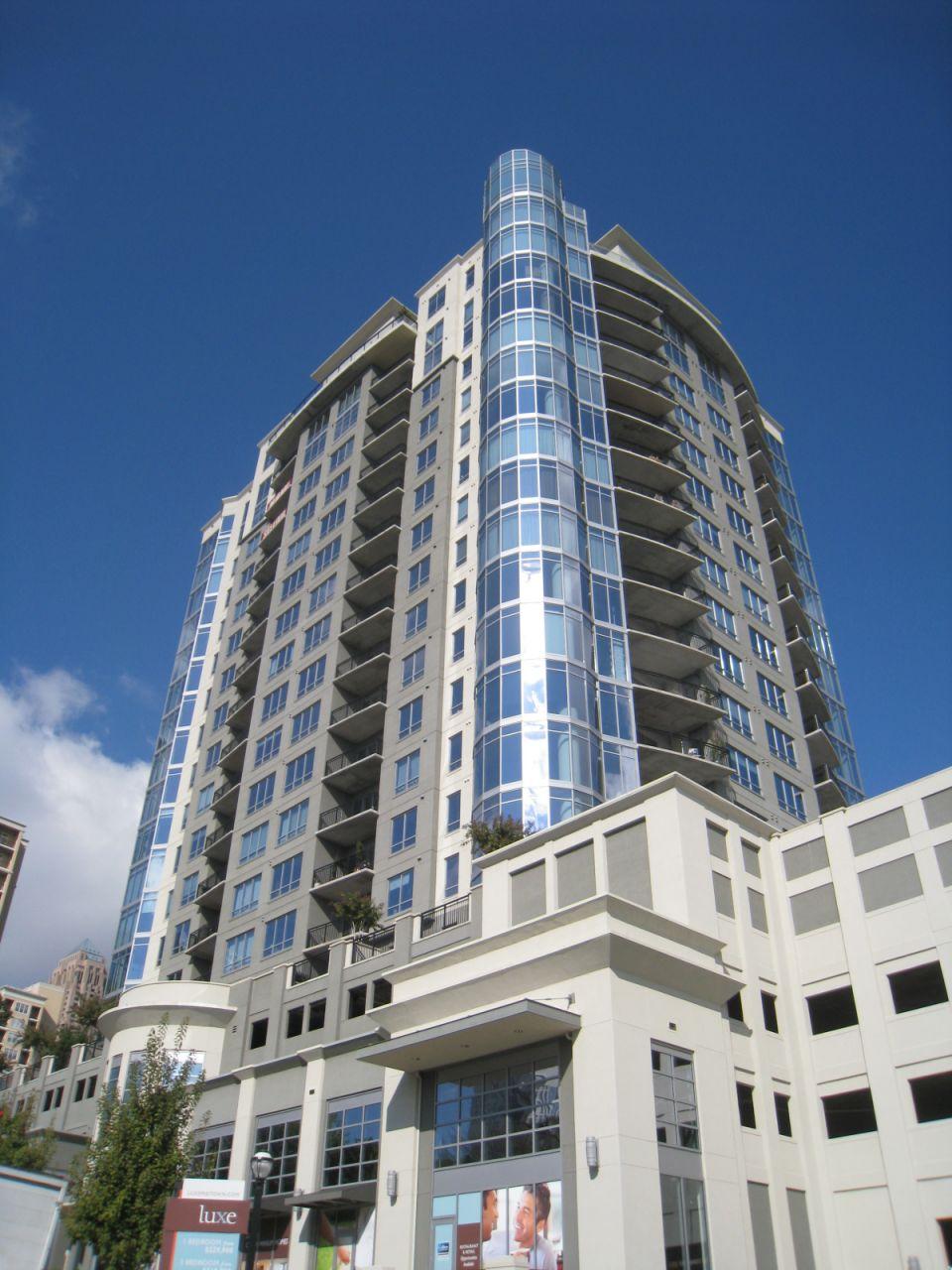 Luxe condos atlanta for 1010 midtown floor plans