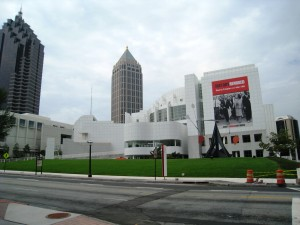 HIgh Museum Midtown Atlanta