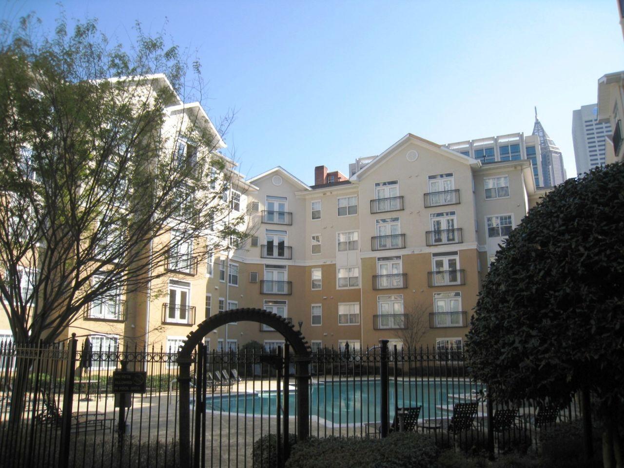 Georgia Tech Off Campus Housing Cornerstone Village