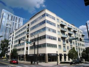 805 Peachtree A Midrise Condominium