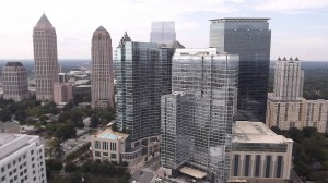 Midtown Atlanta High Rise Buildings