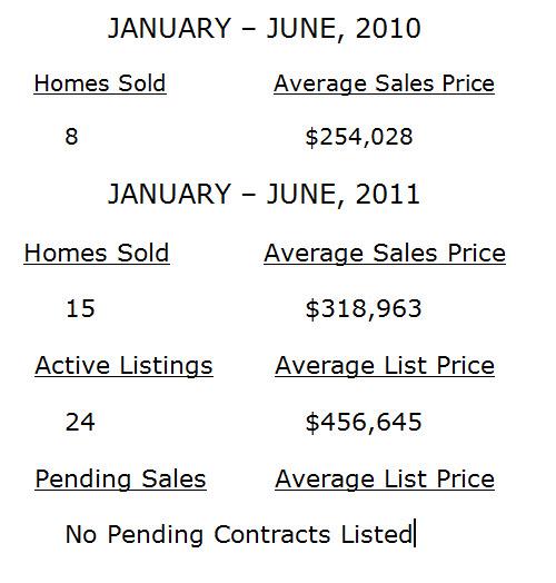 1010 Midtown Market Report January June 2011