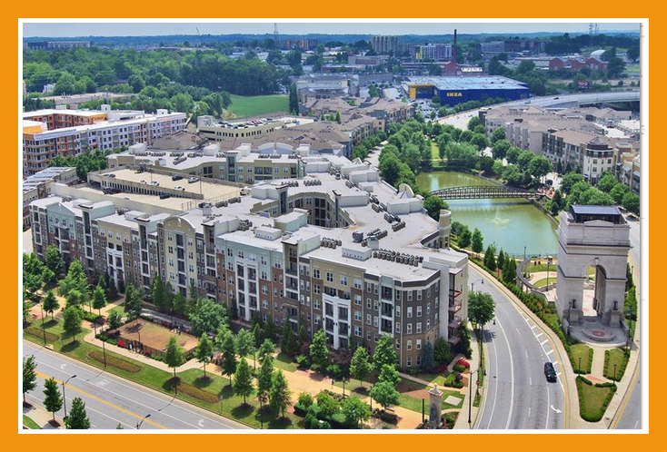 Element Atlanta Condominiums Atlantic Station