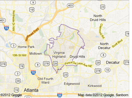 Search Homes For Sale in 30306 Zip Code